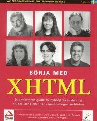 Börja med XHTML