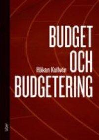 Budget och budgetering | 1:a upplagan