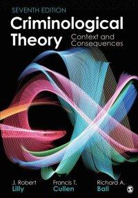 Criminological Theory (e-bok)