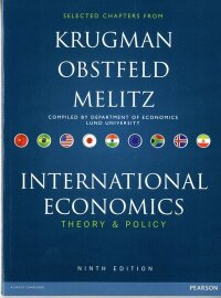 CU.Krugman: Lund Economics Pack
