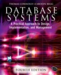 Database Systema a practical approach to design, implementation, and management   4:e upplagan