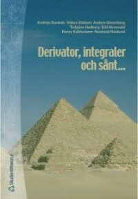Derivator, Integraler och sånt