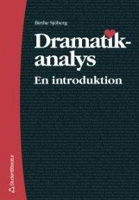 Dramatikanalys : en introduktion