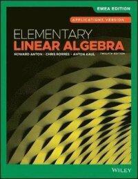 Elementary Linear Algebra