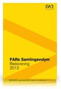 Fars samlingsvolym 2013 - Redovisning
