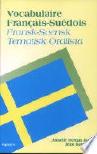 Fransk-Svensk tematisk ordlista