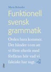 Funktionell svensk grammatik