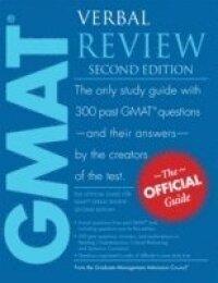 GMAT Verbal Review