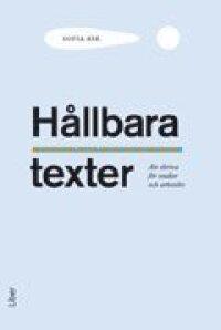 Hållbara texter