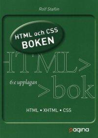 HTML och CSS boken, 6:e upplagan
