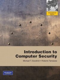 Introduction to Computer Security International Edition