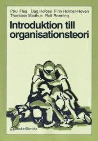 Introduktion till organisationsteori