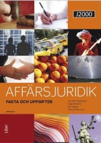 J2000 Affärsjuridik Fakta & uppgifter
