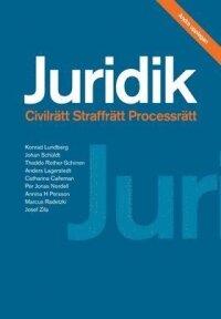 Juridik - civilrätt, straffrätt, processrätt 2:a upplagan