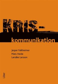 Kriskommunikation (e-bok)