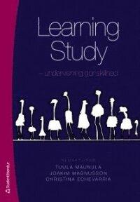 Learning study : undervisning gör skillnad