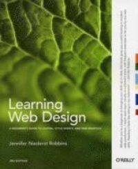 Learning Web Design: A Beginner