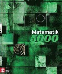 Matematik 5000 Kurs 1b Grön Lärobok