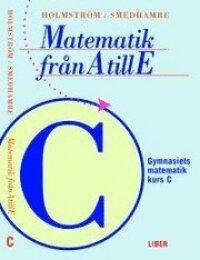 Matematik från A till E: Bok C
