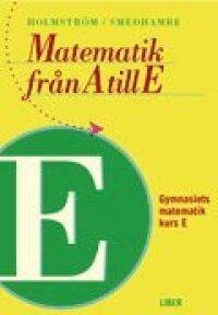 Matematik från A till E: Bok E