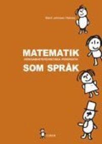 Matematik som språk - Verksamhetsteoretiska perspektiv