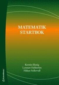 Matematik startbok