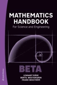 Mathematics Handbook - for Science and Engineering