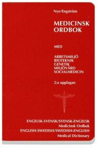 Medicinsk ordbok : Engelsk-svensk/svensk-engelsk