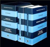 Norstedts stora engelska ordbok (engelsk-svensk/svensk-engelsk)