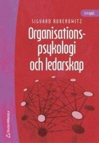 Organisationspsykologi och ledarskap