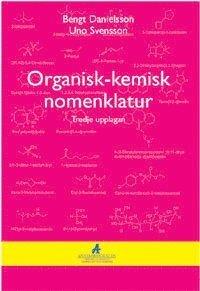 Organisk-kemisk nomenklatur 3:e upplagan