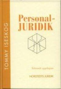 Personaljuridik | 25:e upplagan