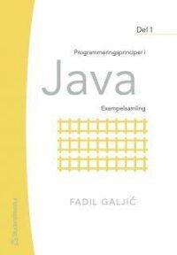 Programmeringsprinciper i Java : exempelsamling. D. 1