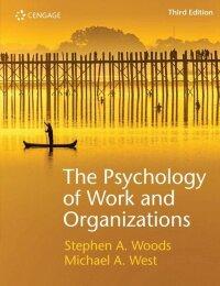 Psychology of Work and Organizations (e-bok)