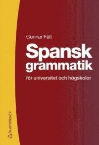 Spansk grammatik