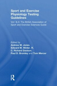 Sport and Exercise Physiology Testing Guidelines (e-bok)