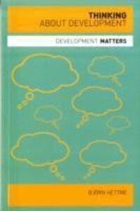 Thinking about Development