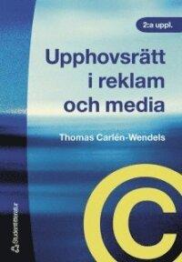 Upphovsrätt i reklam och media