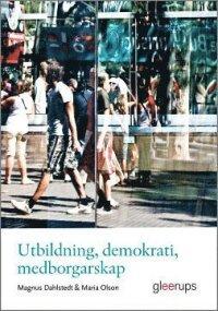 Utbildning, demokrati, medborgarskap